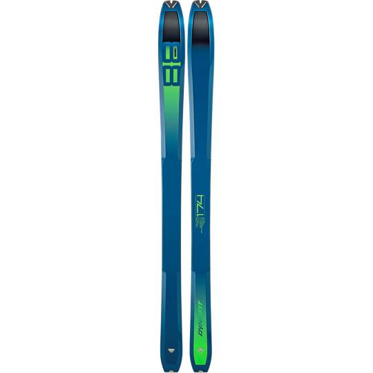 Ski de rando TOUR 88 bleu Dynafit 2019