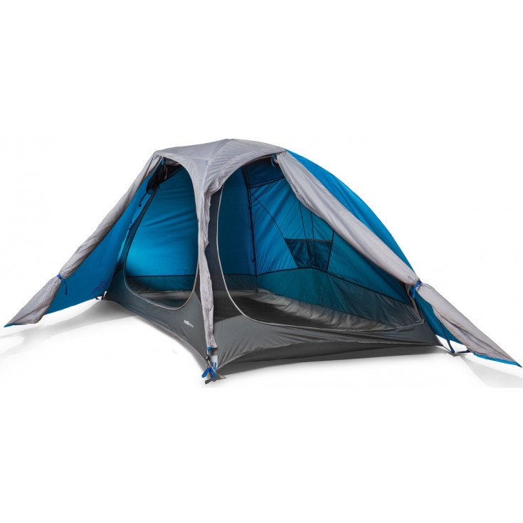 Tente OPTIC 2.5 bleue Mountain Hardwear