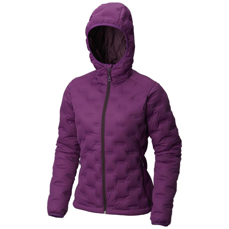 Doudoune Stretchdown Ds Cosmos W Hooded Jacket Femme À Capuche 1qU1rv