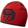 Bonnet REVERSIBLE DOME Fiery-Red Mountain Hardwear