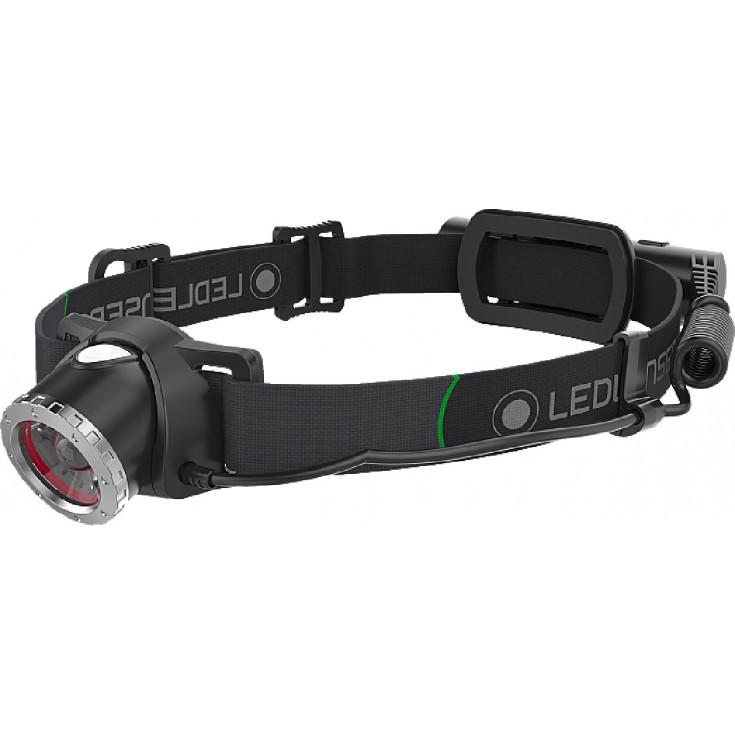 Lampe frontale rechargeable MH10 Ledlenser 600 lumens