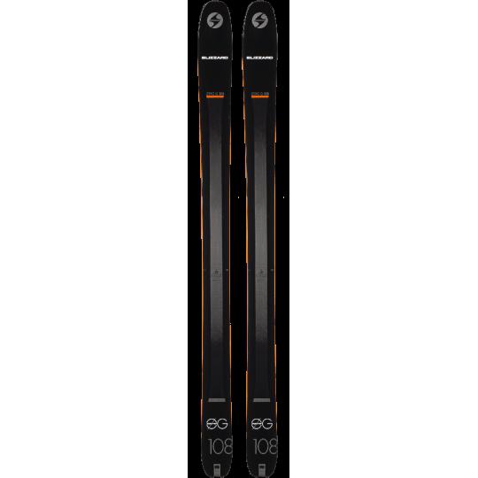Ski de rando ZERO G 108 Blizzard Black 2019