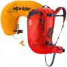 Sac avalanches AIR FREE AP 32 KIT Orange-Blue Scott