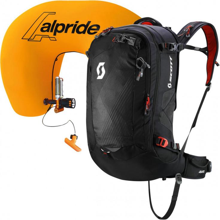 Sac avalanches AIR FREE AP 32 KIT Black Scott