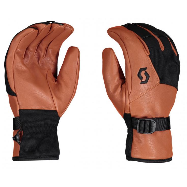 Gants de ski EXPLORAIR SPRING Grey-Orange Scott