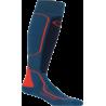 Chaussettes de ski Laine Mérino MEN SKI+MEDIUM OTC Prussian-Blue Icebreaker
