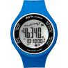 Montre altimètre GRANITA LCD positif bleu-azur Air'N Outdoor