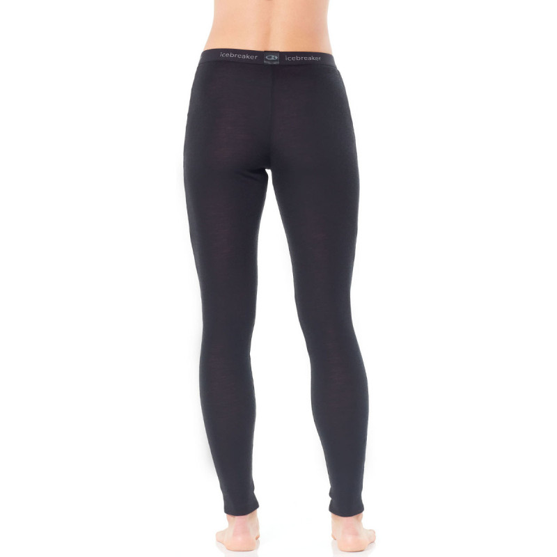 2bdd02d6023 ... Collant laine Merino femme 175 EVERYDAY LEGGINGS noir Icebreaker ...