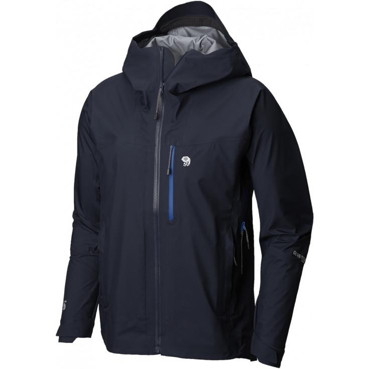 Veste GORE-TEX ACTIVE homme 3L Exposure Jacket Dark-Zinc Mountain Hardwear
