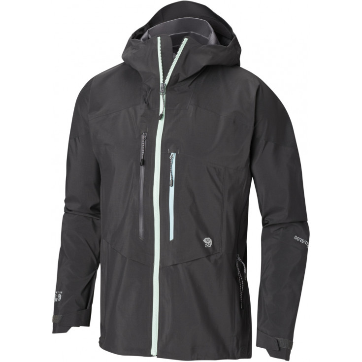 Veste GORE-TEX PRO SHELL homme 3L Exposure Jacket Void Mountain Hardwear