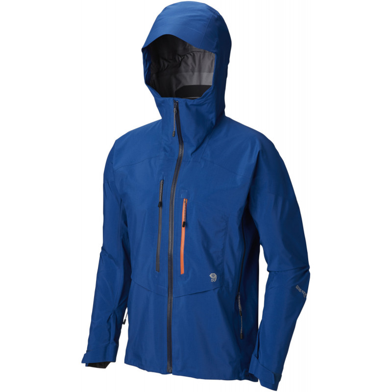 veste gore tex pro shell homme 3l exposure jacket. Black Bedroom Furniture Sets. Home Design Ideas