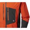 Veste GORE-TEX PRO SHELL homme 3L Exposure Jacket State-Orange Mountain Hardwear