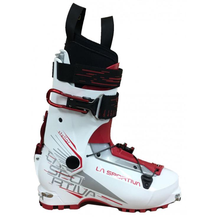 Chaussure ski de rando femme STELLAR White-Garnet La Sportiva F19-20