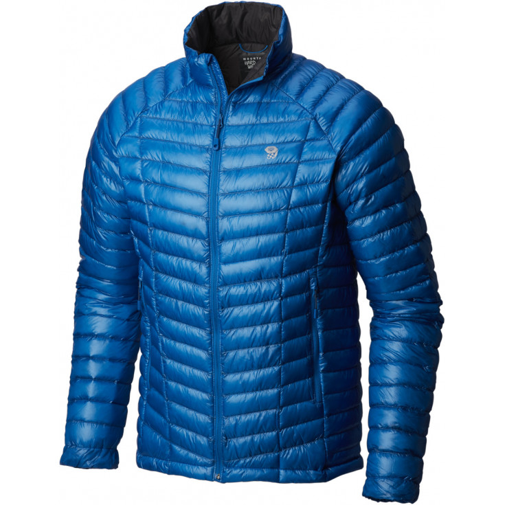 Doudoune homme GHOST WHISPERER DOWN Jacket Prism-Blue Mountain Hardwear