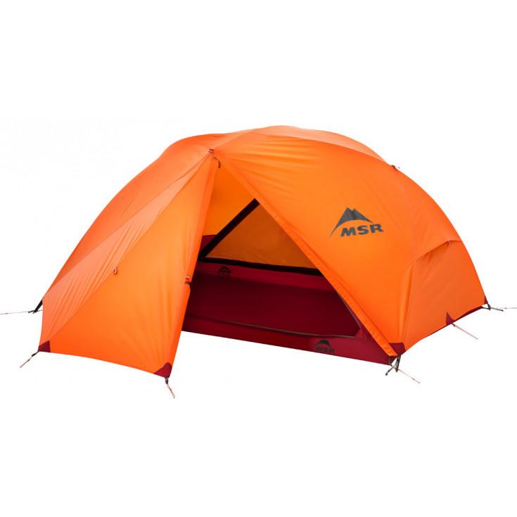 Tente 4 saisons GUIDELINE PRO 2 orange MSR GEAR