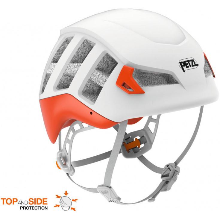 Casque Escalade METEOR 2019 orange Petzl