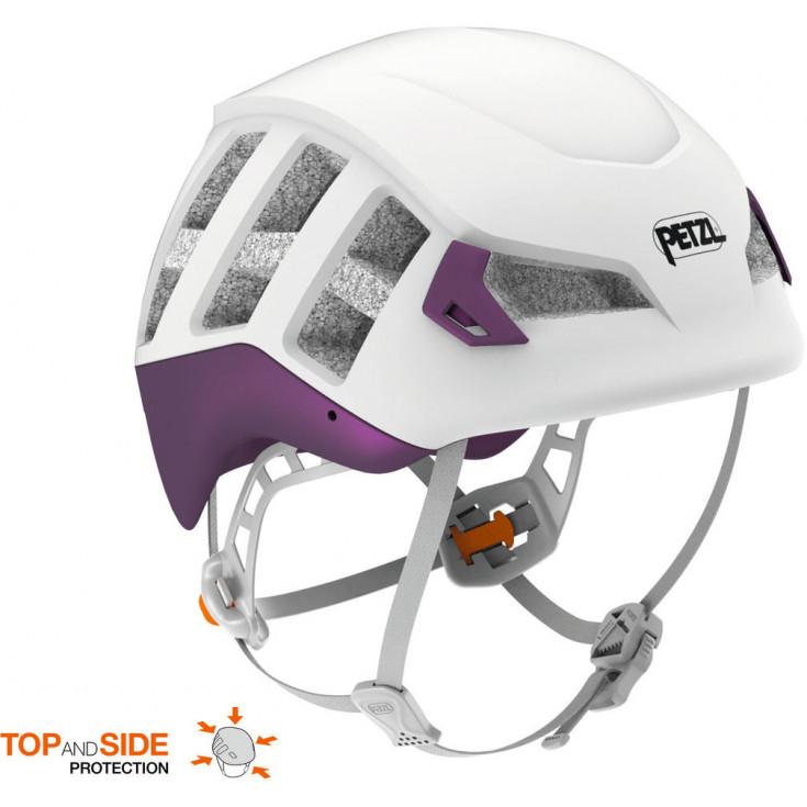 Casque Escalade METEOR 2019 violet Petzl