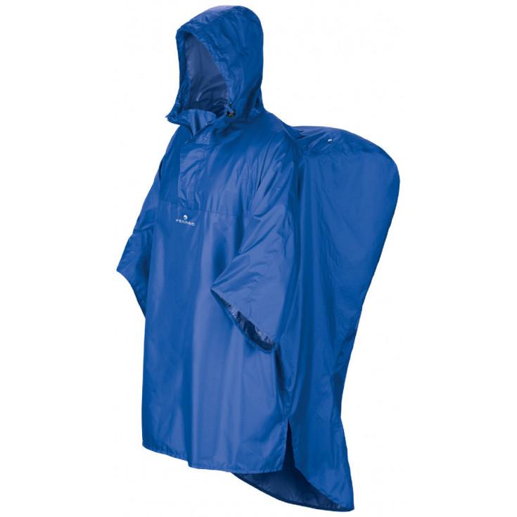 code de promo toujours populaire bon ajustement Poncho de randonnée HIKER bleu Ferrino