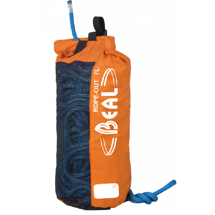 Sac à corde ROPE OUT 7L orange Beal