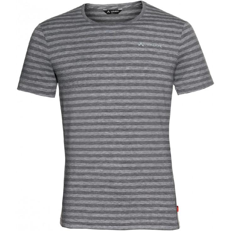 Tee-shirt respirant homme MOYLE SHIRT III iron Vaude