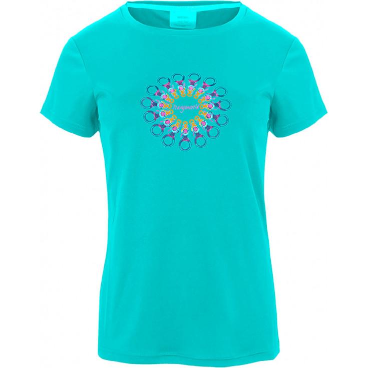 Tee-shirt respirant femme ORLES Capri Trangoworld