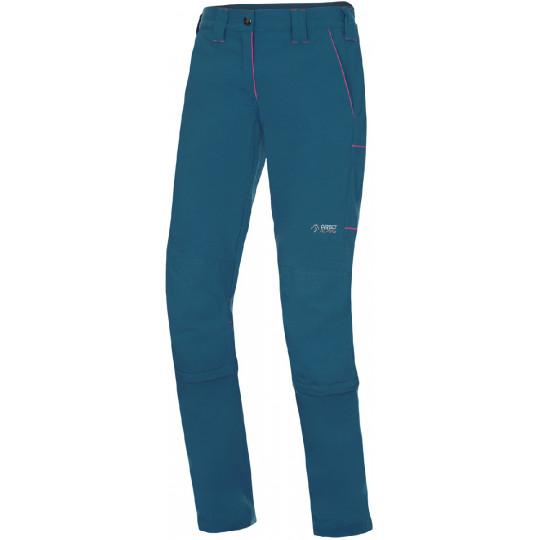 Pantalon de randonnée convertible femme SIERRA LADY 5.0 bleu Directalpine