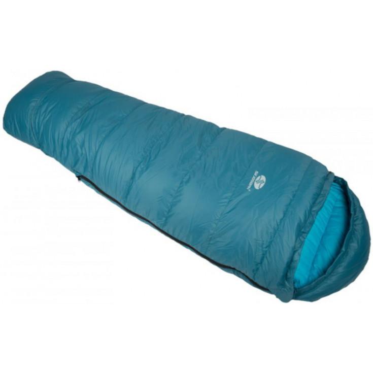 Sac de couchage enfant synthétique KIKI BASIC 125-145cm bleu SirJoseph