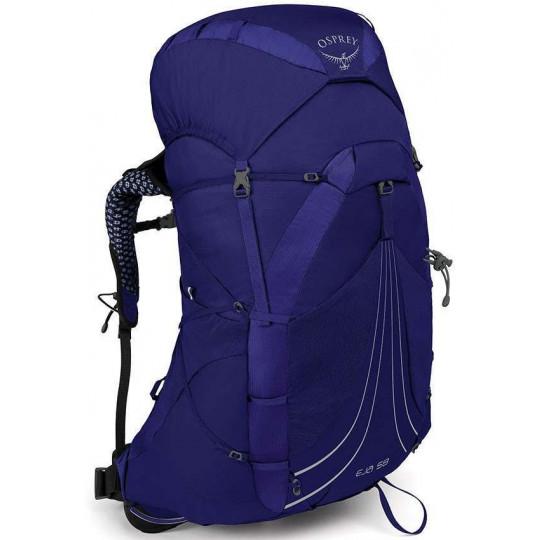 Sac à dos femme EJA 58 Equinox-Blue Osprey Packs
