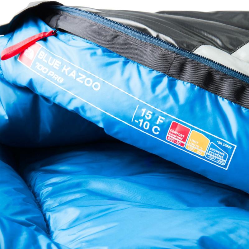 Face Blue Plume Sac S19 Kazoo North Gris Couchage De The Reg 0wPXn8Ok