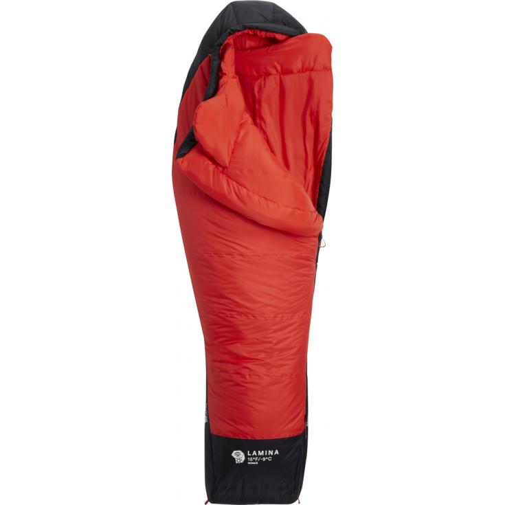 Sac de couchage synthétique femme LAMINA -9 S rouge Mountain Hardwear S19