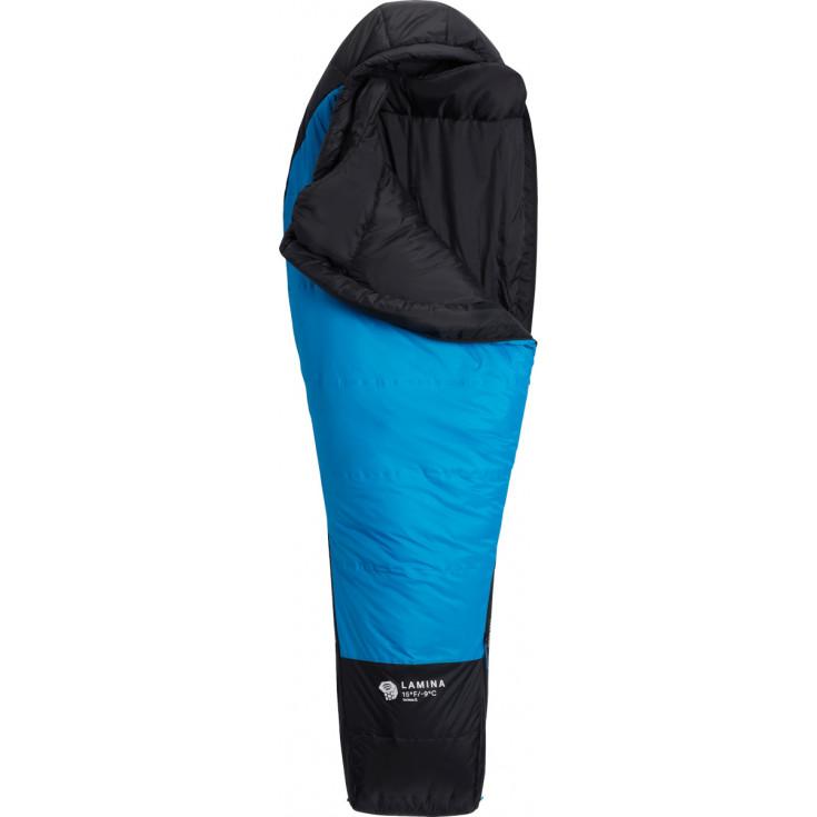 Sac de couchage synthétique LAMINA -9 REG bleu Mountain Hardwear S19