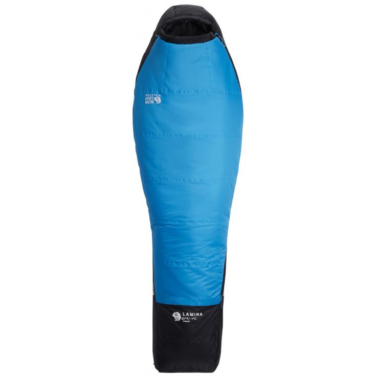 Sac de couchage synthétique LAMINA -1 REG bleu Mountain Hardwear S19