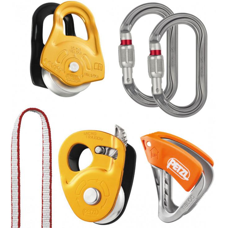 Kit SECOURS CREVASSE Petzl S19