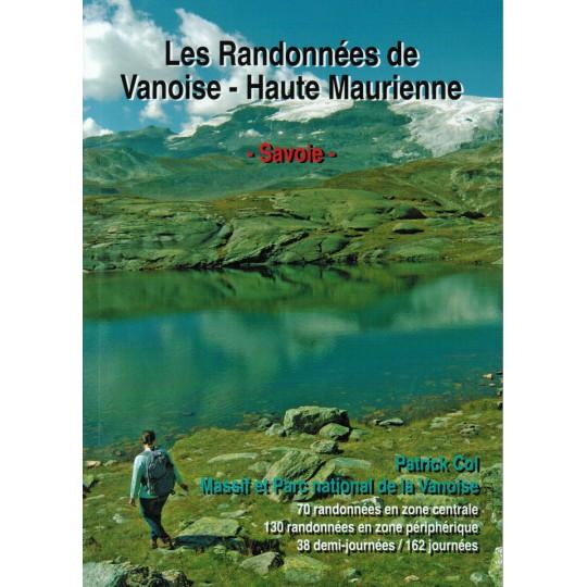 Livre Topo Randonnées de Vanoise - Haute Maurienne - Patrick Col
