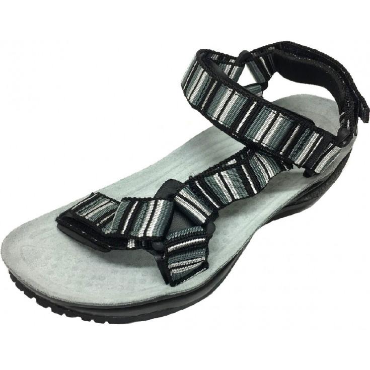 Sandale de randonnée homme Terra marron 06 Triop