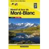 Carte de poche IGN 1/50000 Massif et tour du Mont-Blanc - Editions Didier Richard