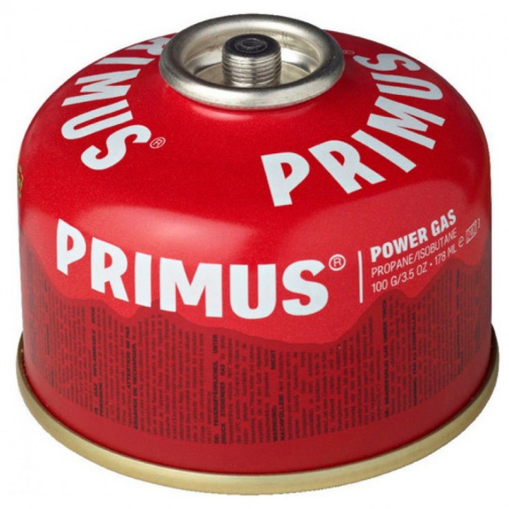 Cartouche Gaz POWER GAS 100g rouge PRIMUS