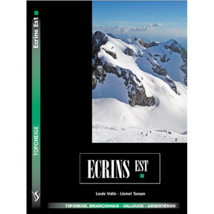 Livre Toponeige Ski de Rando Ecrins Est 2 - Editions Volopress