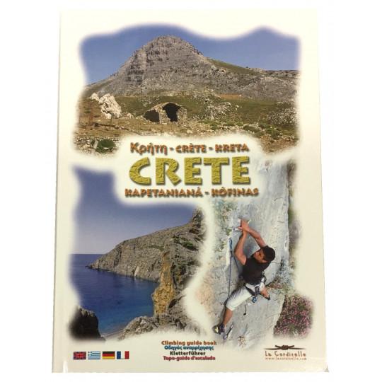 Livre Topo Escalade - CRETE - KAPETANIANA-KOFINAS - Philippe Bugada - La Corditelle