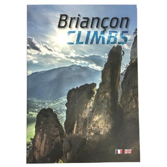 Livre Topo Escalade BRIANCON CLIMBS 2019 - Famille Rolland