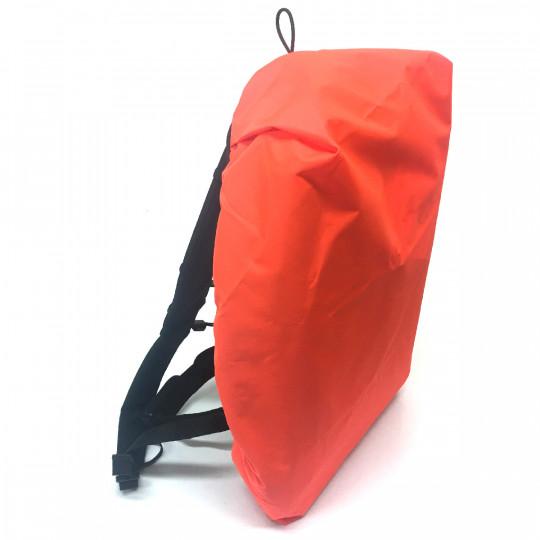 Housse anti-pluie RAINCOVER BELOUVE 15-20L orange Cilao S19
