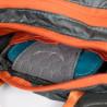 Sac à dos de Voyages ULTRALIGHT STUFF PACK Poppy-Orange Osprey Packs
