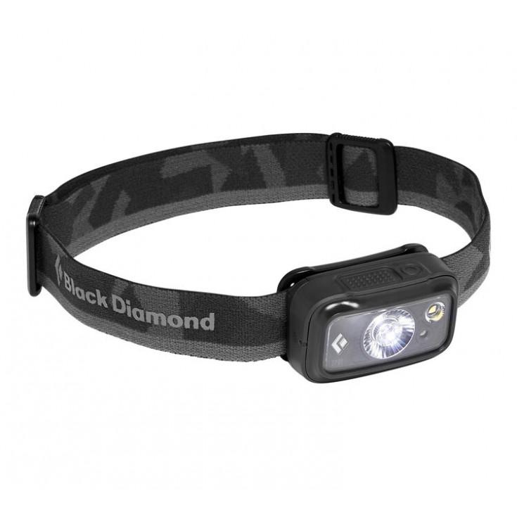 Lampe frontale à piles SPOT 325 noir Black Diamond 2020