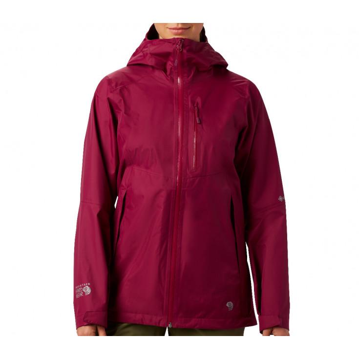 Veste GORE-TEX PACLITE femme 2.5L Exposure Jacket Divine Mountain Hardwear F19-20