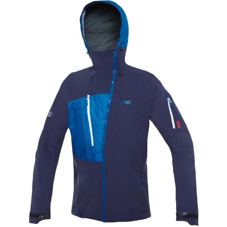 Veste imperméable homme DEVIL ALPINE Jacket 5.0 indigo-blue Directalpine