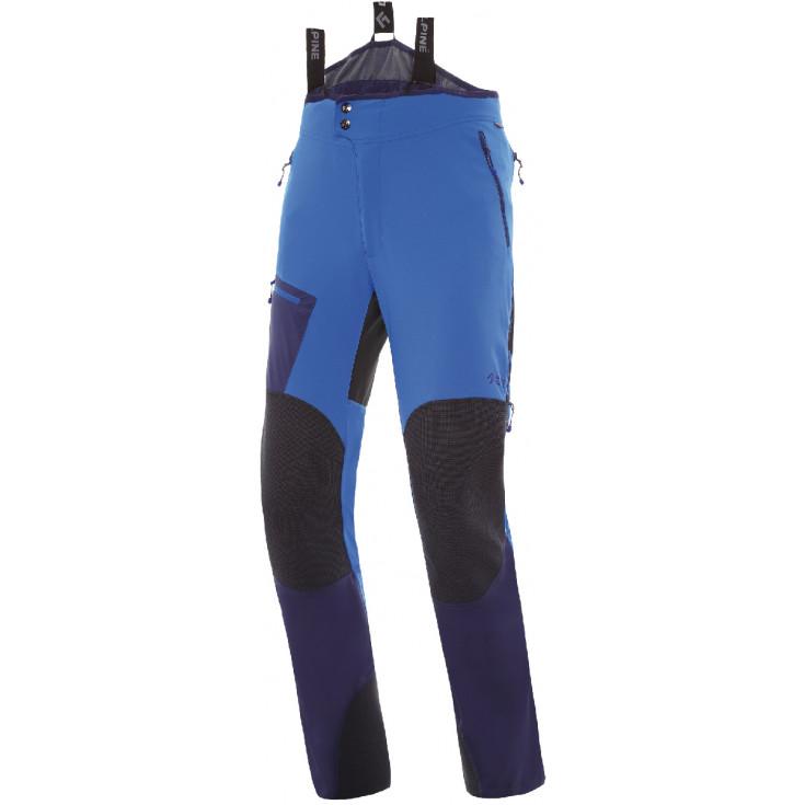 Pantalon softshell COULOIR PLUS bleu Directalpine