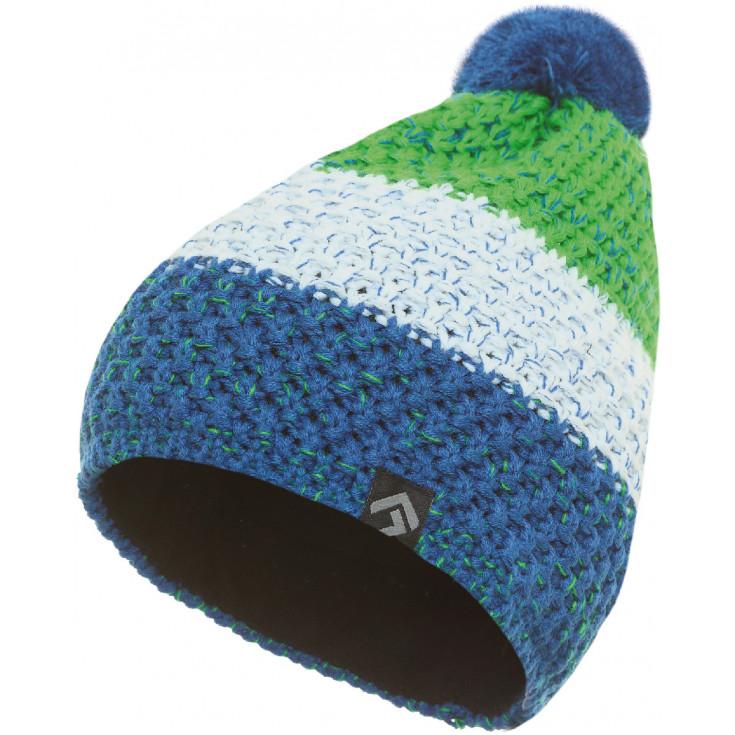 Bonnet BAFFIN 1.0 bleu-blanc-vert Directalpine