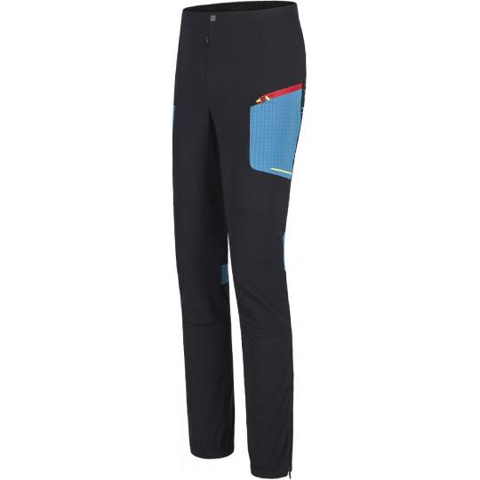 Pantalon Softshell SKI STYLE noir-bleu Montura