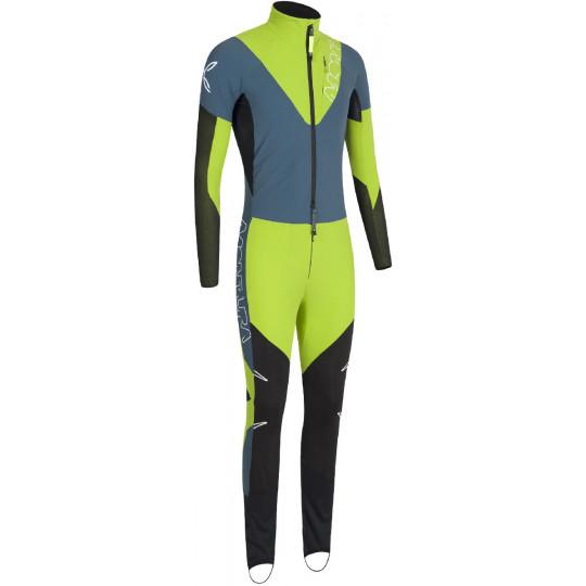 Combinaison ski alpinisme VIKING OVERALL vert-gris Montura