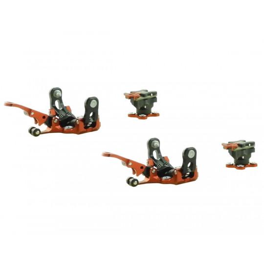 Fixation ski de rando Race R120 Plum